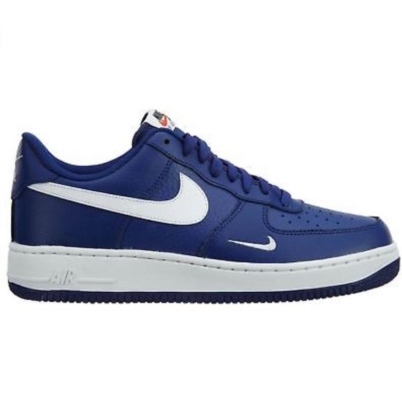 brand new d0c1c 3c57d NWT Royal Blue Nike Air Force 1 (GS)
